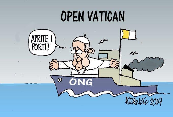 Vaticano La nuova Ong