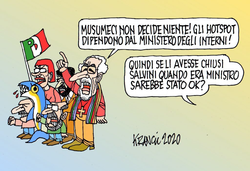 Ordinanza Musumeci
