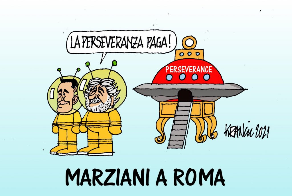 Ex-marziani - Alfio krancic Blog