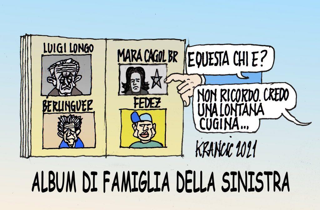 Album di Famiglia della Sinistra